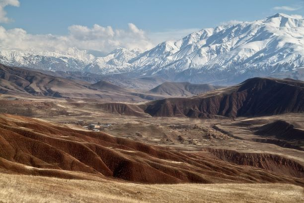 Alamut Hiking Tour