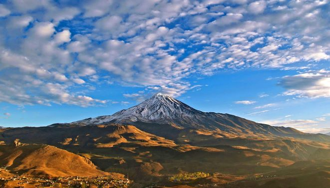 Damavand mountain trekking tour
