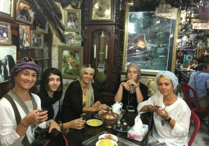 tourist class tours Iran